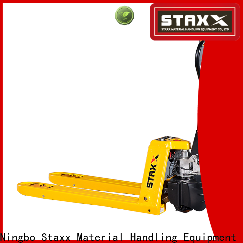 Staxx Wholesale short pallet jack Suppliers for hire