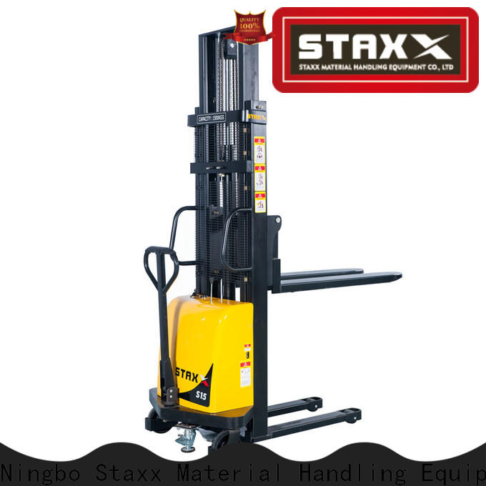 Wholesale walkie pallet stacker dyc101520 Suppliers for rent
