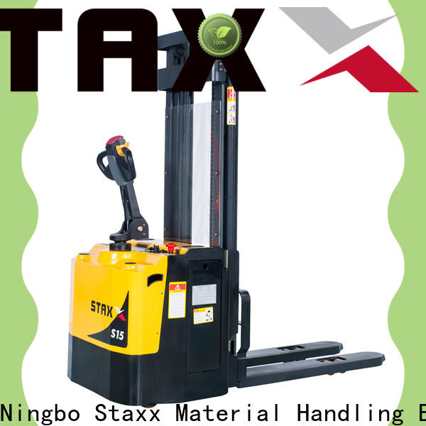 Staxx Best manual fork truck for business for warehouse