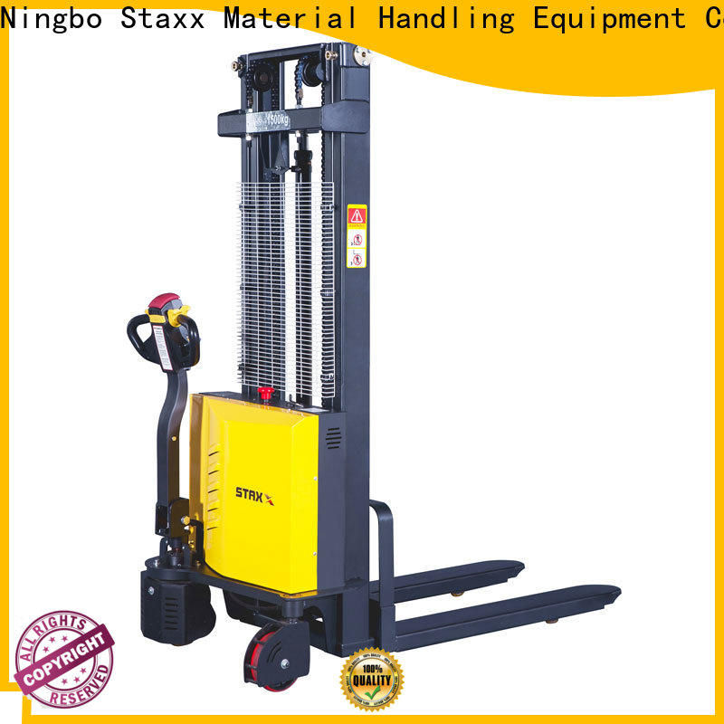 Staxx ws10ss12ss15ssl pallet truck suppliers Supply for hire