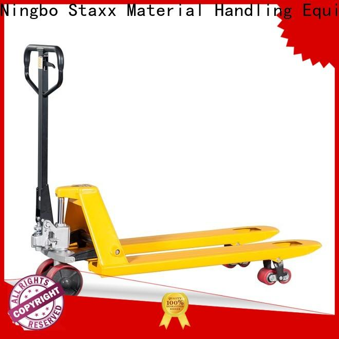 Staxx High-quality pallet jack forklift factory for rent