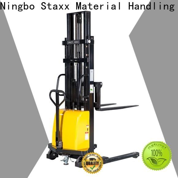 Staxx New full electric stacker for business for rent