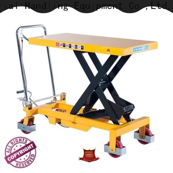 Staxx Best automatic lift table factory for rent