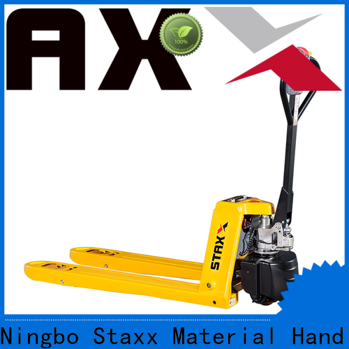 Staxx ept15h18h buy electric pallet jack for business for hire