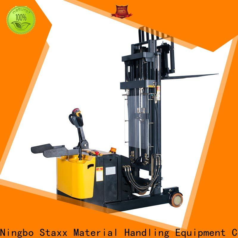 Staxx Custom forklift truck for sale factory for rent