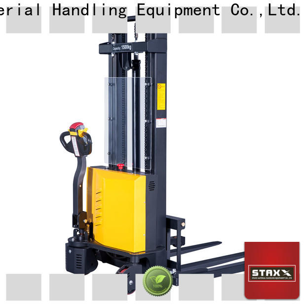 Latest pallet lift table cbes500750 factory for stairs