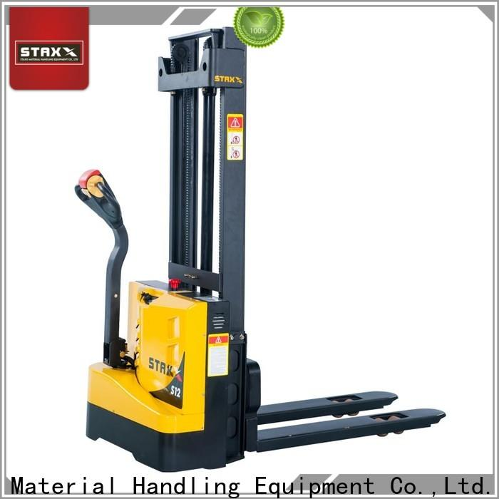 Staxx Wholesale forklift electric Supply for rent