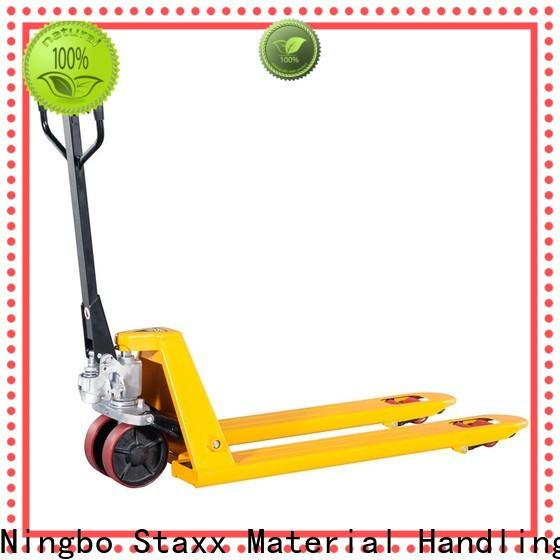Staxx low pallet jacks specials for business for hire
