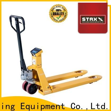 Latest small pallet lifter hand factory for stairs