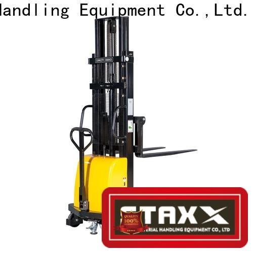 Staxx warehouse double reach truck for business for warehouse
