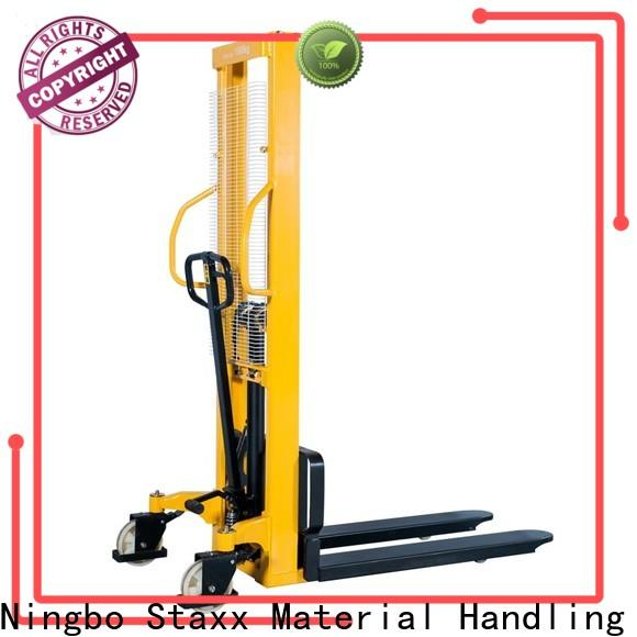 Staxx New manual lifting equipment company for warehouse