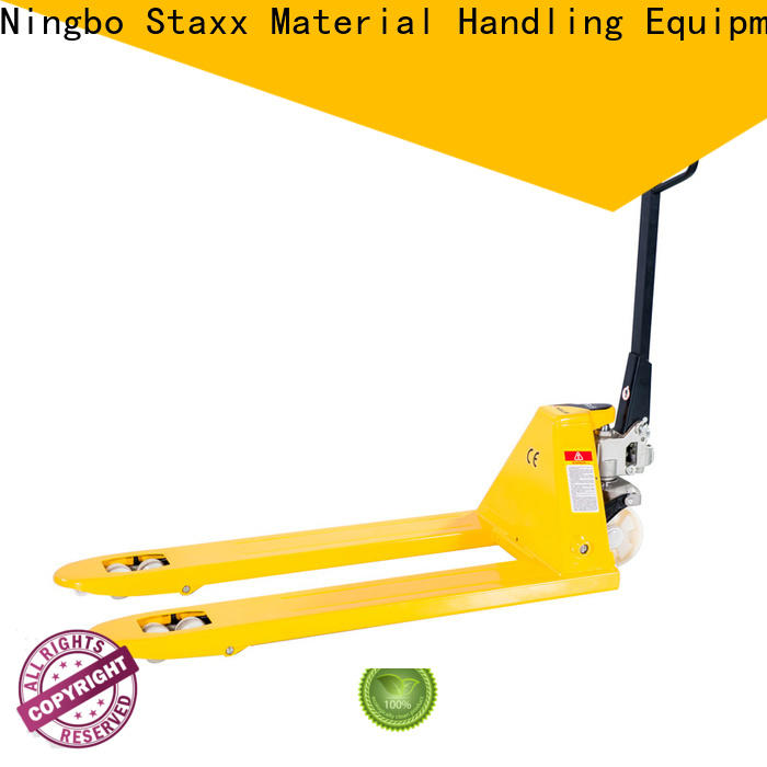 Staxx High-quality pallet lift stacker Supply for warehouse