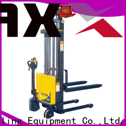 Top pallet stacker truck 35ii for business for rent