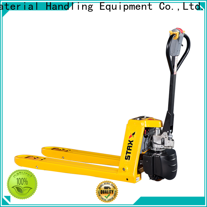 Staxx Custom high rise pallet jack manufacturers for warehouse