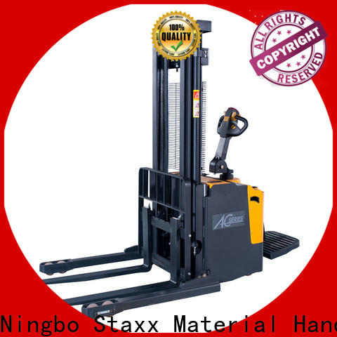 Custom toyota electric stacker duty factory for stairs