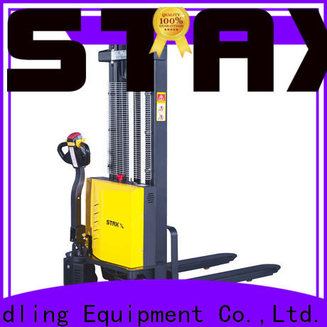 New pallet stacker forklift ws10s15sei factory for warehouse