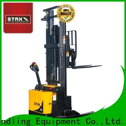 Best electric hydraulic stacker price Supply for warehouse