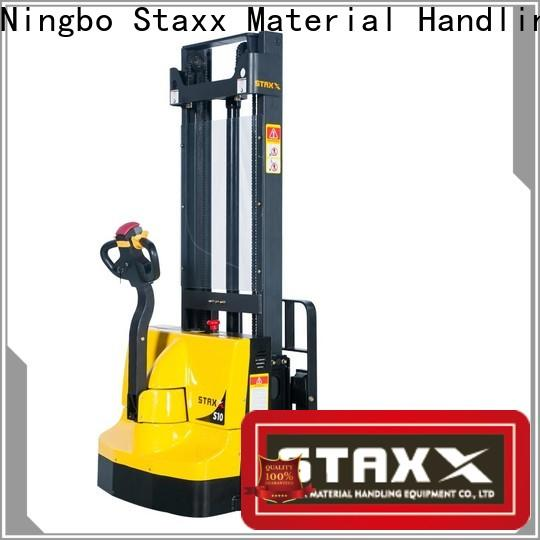 Staxx Custom pallet truck dealers Supply for warehouse
