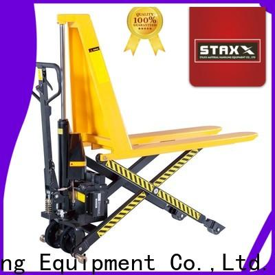 Staxx price pallet stacker manufacturers for warehouse