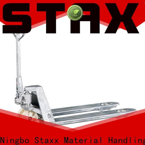 Staxx pwh253035ii low profile electric pallet jack company for hire