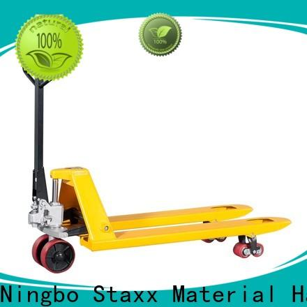 Staxx scissor lift pallet used pallet lift Supply for warehouse