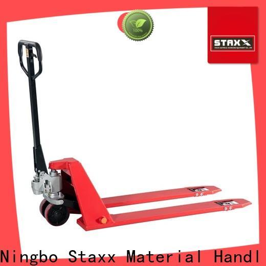 Wholesale mechanical pallet jack galvanized manufacturers for hire