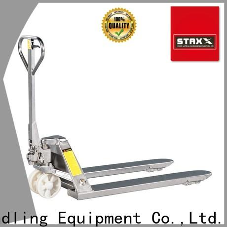 Staxx hpt25q30q mini hand pallet truck for business for hire