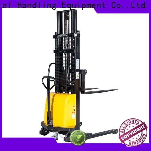 Staxx Custom electric pallet stacker for sale Supply for warehouse