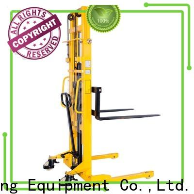 Staxx over hand pallet stacker for business for rent