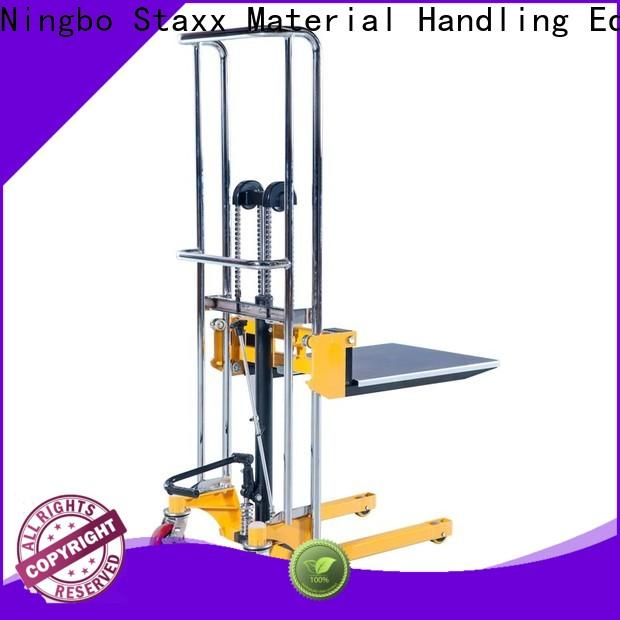 Latest portable lift cart pt factory for rent