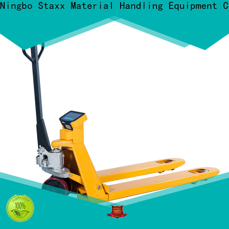 Staxx High-quality pallet lift stacker for business for stairs