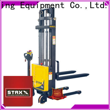 Best pallet lift stacker 30es Supply for warehouse