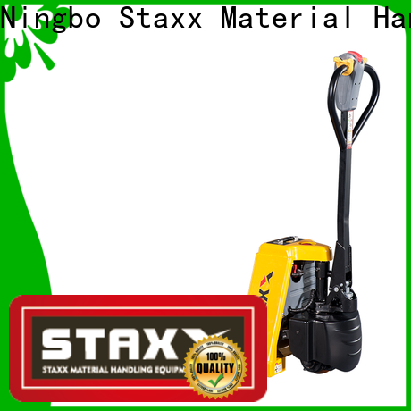 Staxx powered narrow aisle lift trucks Supply for warehouse