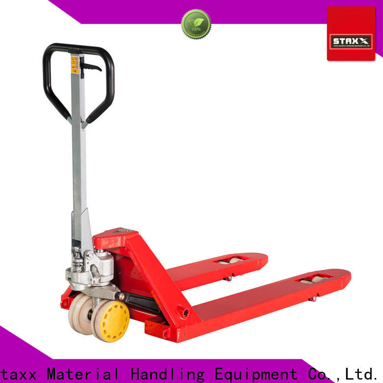 Staxx Wholesale pallet jack trailer Supply for rent