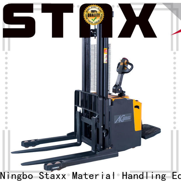 Staxx High-quality crown pallet stacker manufacturers for stairs