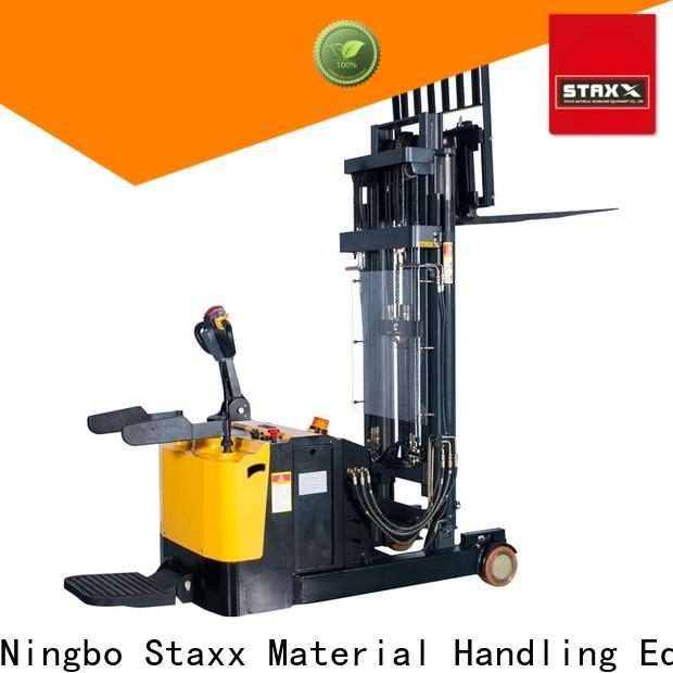 Staxx New manual forklift stacker Suppliers for warehouse