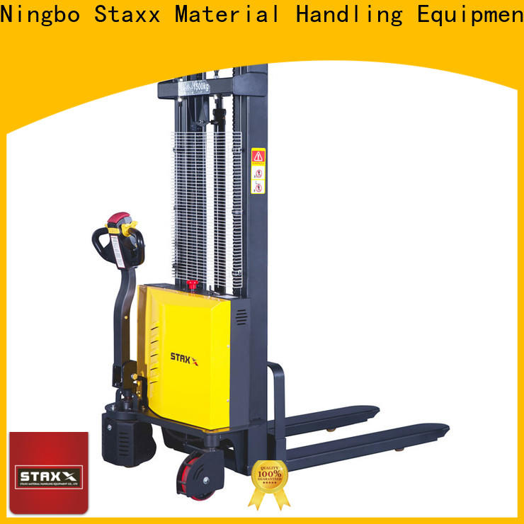 High-quality walkie truck specifications factory for rent