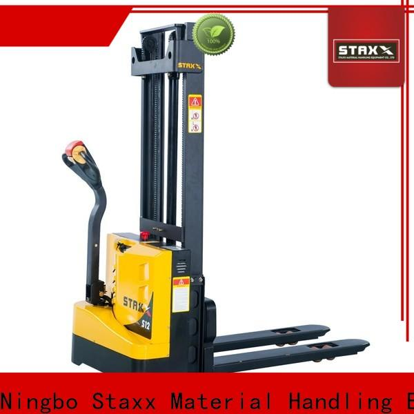 Staxx lift manual hydraulic pallet lifter manufacturers for hire