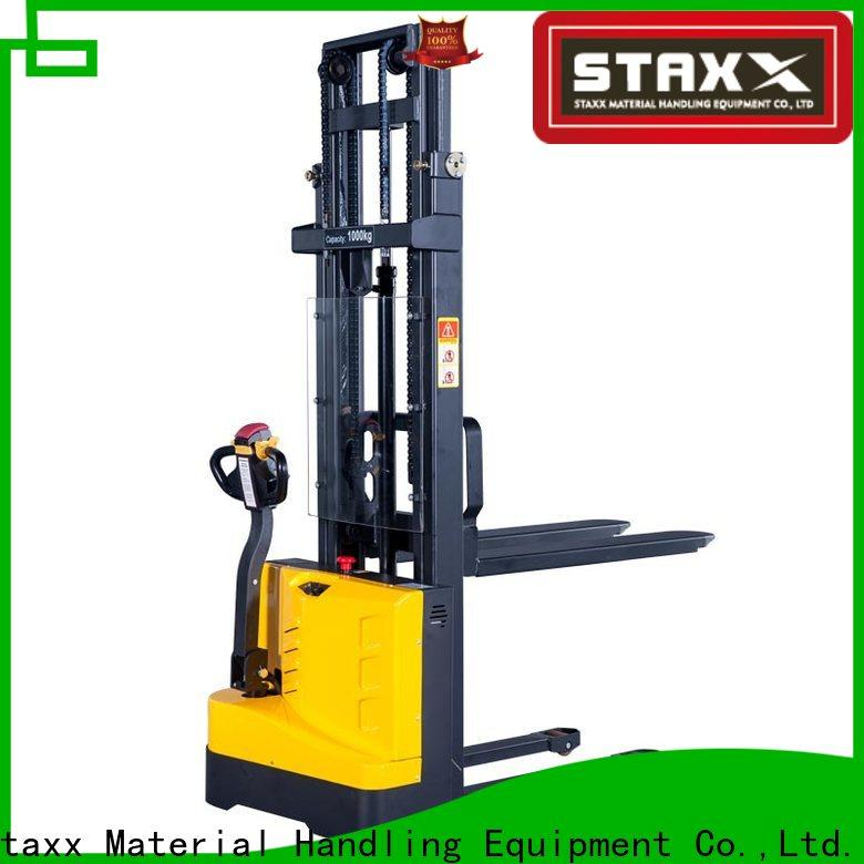Staxx Custom hand pallet truck used Suppliers for stairs