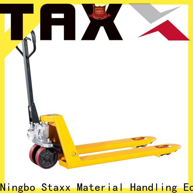 Top used hand pallet truck weighting Supply for stairs
