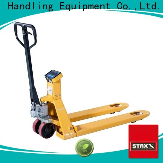 Staxx wh2530g hand pallet truck distributors Suppliers for hire
