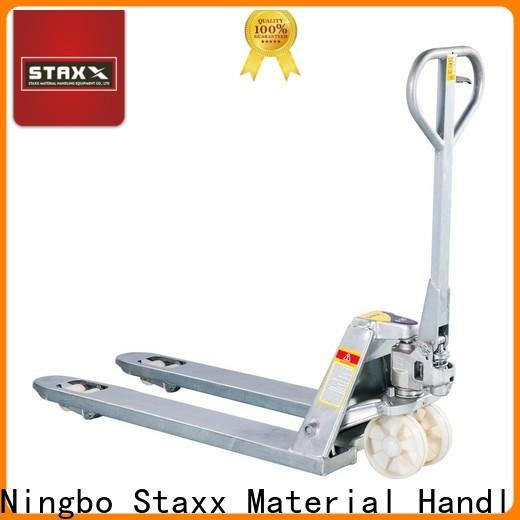New portable pallet truck pallet trucks semi electric scissor lift ehls Suppliers for stairs