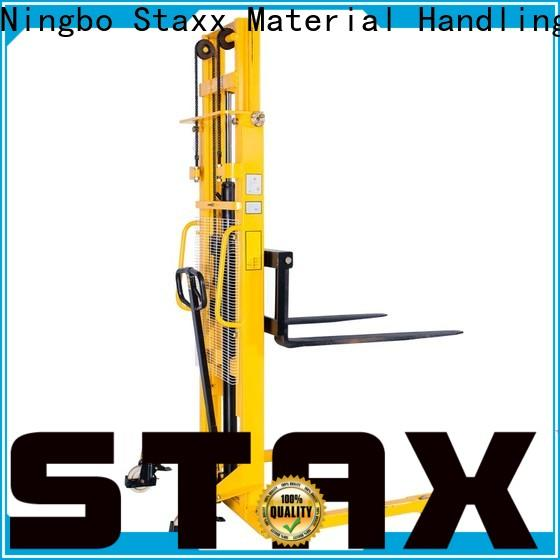 New hydraulic stacker lift warehouse Supply for hire
