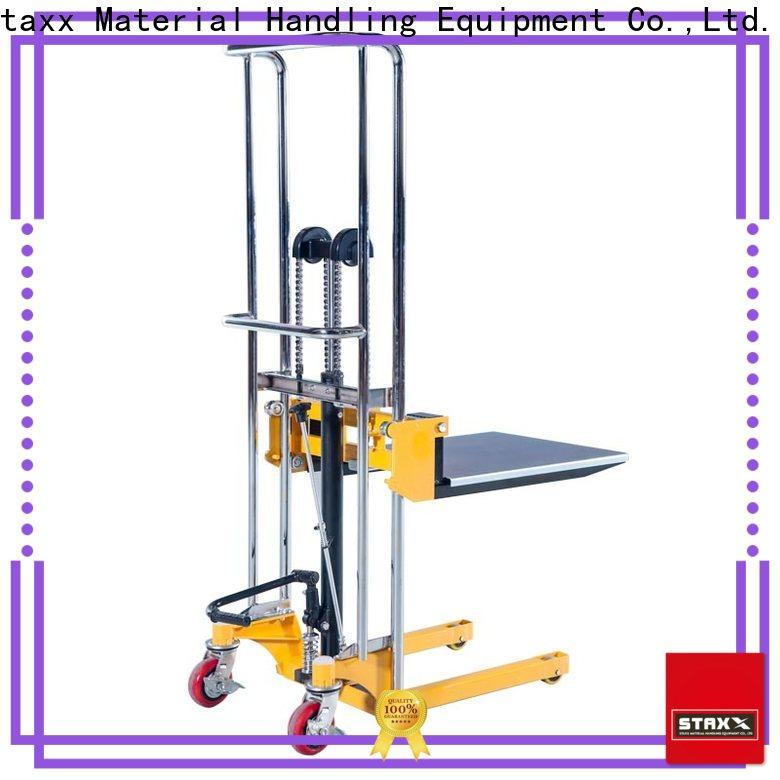 Custom light duty scissor lift table stacker manufacturers for rent