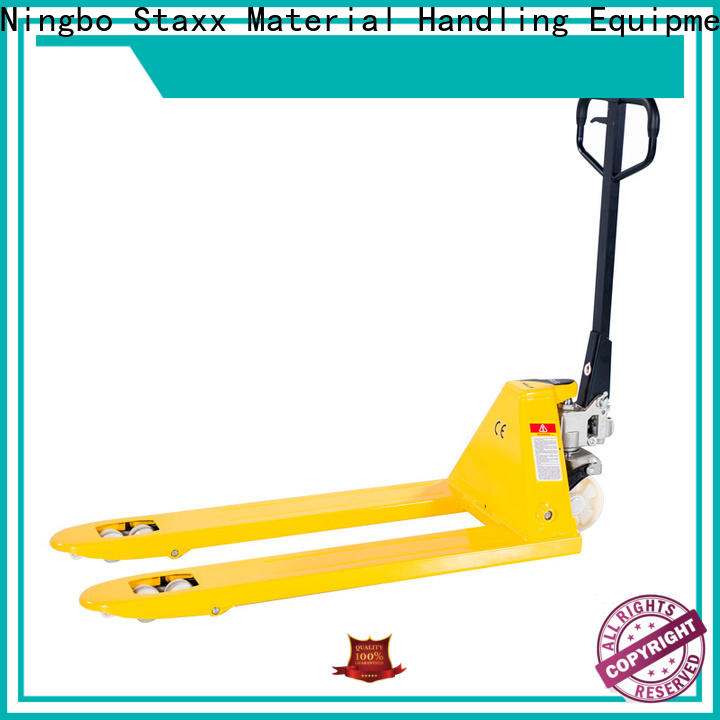 Wholesale used hand pallet truck semi for business for rent