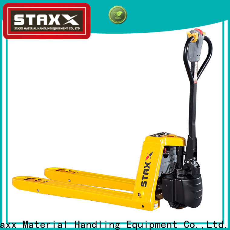 Staxx Custom pallet trucks trolleys Suppliers for rent