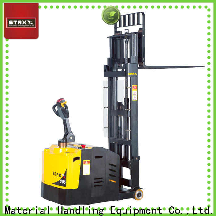 Staxx pws10ss15ssi pallet truck hire Suppliers for warehouse