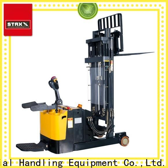 Staxx cbes500750 electric walkie forklift for business for hire