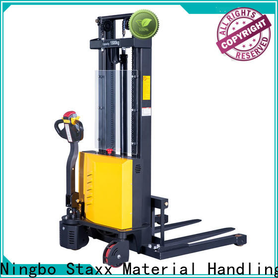 Top hand pallet stacker pws10ss15ssi manufacturers for rent