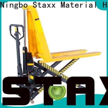 Staxx heavy electric forklift price Supply for rent